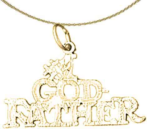 Rhodium-plated 925 Silver Jogger Saying Pendant with 30 Necklace Jewels Obsession Saying Necklace