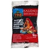 Kalonji / Black Onion Seed / Nigella 100g Bag by TRS