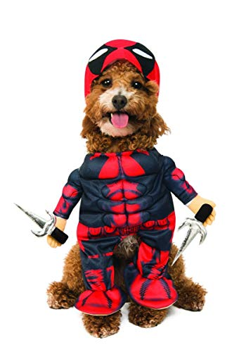 Faerynicethings Deadpool Pet Costume - XL]()