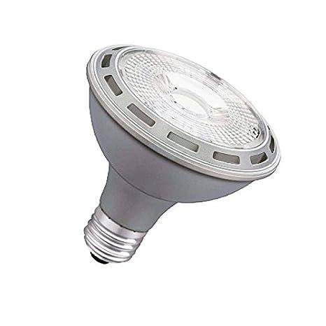 Osram 10 W LED STAR PAR30 Auraglow 2700 K 30° E27 Bombilla Downlight del punto de sustituir 100 W/centro comercial tienda de la sala de la galería: ...