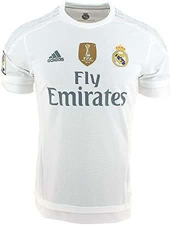adidas Real H JSY YWC - Camiseta para niño: Amazon.es: Ropa y accesorios