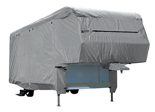 Leader Accessories 5th Wheel Rv Cover Fits RV Outdoor Protect (33'-37') 5th Wheel Cover Fits