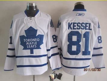 846f134fe91 Image Unavailable. Image not available for. Colour  TORONTO MAPLE LEAFS  81  Phil Kessel Men s NHL Hockey Jersey ...