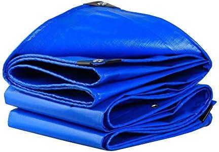 Lona Alquitranada Impermeable Protector Solar Tela Plastica Coche Camión Cubrir Cobertizo para Bicicletas Al Aire Libre Jardín Construcción Herramienta TIDLT (Color : Blue, Size : 10x12m): Amazon.es: Hogar