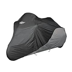 The XT Trike Cover was made to fit the larger GL1800 trikes as made by Hannigan, Roadsmith and California Sidecar Trikes. This cover has been custom designed to provide the same tailored fit UltraGard Covers are known for. Available in Black ...