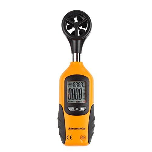 Flexzion Anemometer Thermometer Measurement Mountaineering