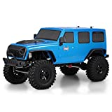 1:10 RC Crawler Car, RGT EX86100 1/10 Remote Control Electric RC Off-Road Car Crawler 4WD Model Car Toy for Kids Children (US Plug)