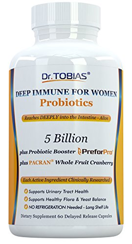 Optimum Probiotics Women Cranberry Probiotic product image