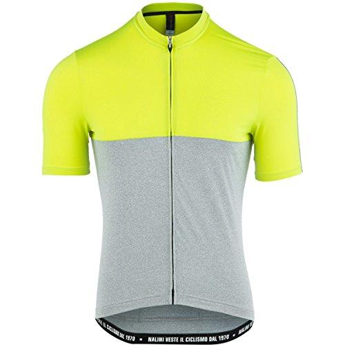 甥資格がっかりするナリーニ(ナリーニ) Mantova Jersey メンズ 男性用 半袖ジャージ シャツ 自転車ウエア 0227124212-17SS BLUE