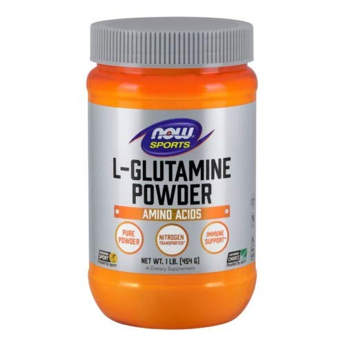 Now Foods L-Glutamine, 1lb ( Multi-Pack)