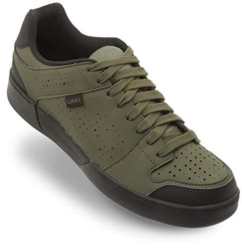 Giro Jacket II Cycling Shoe - Men's Olive/Black 45 by Giro