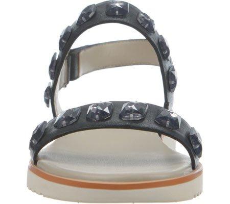Franco Sarto Womens Diamante Sandal Black rQAYWIY