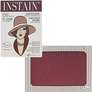 theBalm Instain Long Wearing Powder Staining Blush - Pinstipe, 0.23 oz.