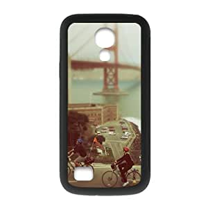 Custom Biking In San Francisco Cool Fashion Design Hot Custom Luxury Cover Case For Samsung Galaxy S4 Mini