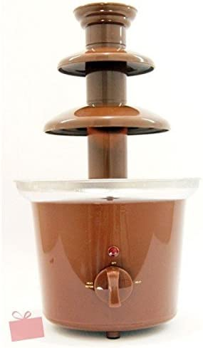 Fuente de Chocolate Tamaño Grande: Amazon.es: Hogar