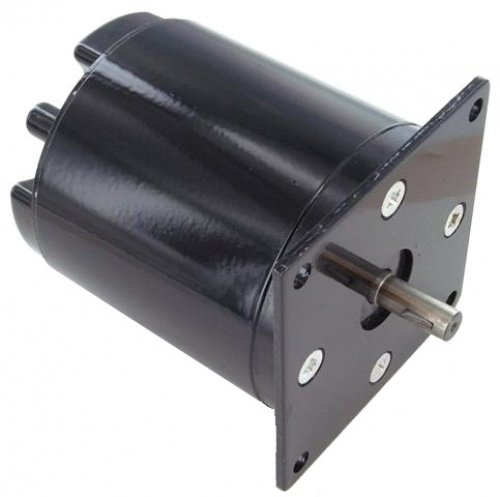 Salt Spreader Motor Fits Meyer Buyer Equipment, 4854420-M048HM 4854440 HM02223 ()
