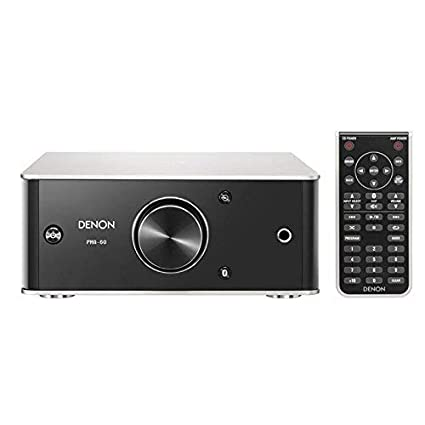 Denon PMA-60 Hi-Fi Quality Stereo Amplifier with USB-DAC and Bluetooth -  Silver