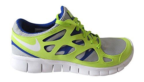 Nike Da Scarpe 014 Iper Blu Grigio Uomo Dart Neutro Ginnastica Bianco Br Sock ItrHw7r