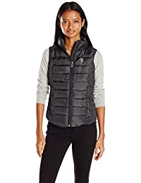 Women's Puffer Vest,