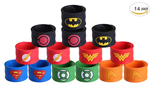 Check expert advices for superhero bracelets for girls?
