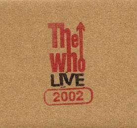 The Who - The Who Live - Mansfield, Ma - September 27, 2002 - Zortam Music