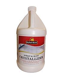 Spray & Buff Crystallizer - Gal
