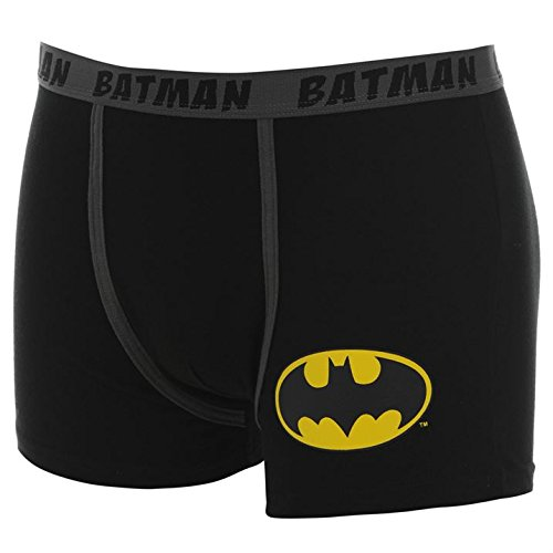 Calzoncillos tipo bóxer para hombre, diseño de Batman, 1 unidad