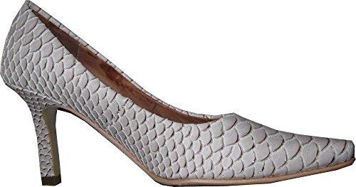 Andrea Conti Pumps - Zapatos de vestir de Material Sintético para mujer Beige