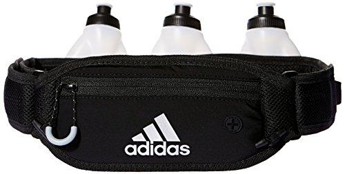 adidas Run Trinkflaschengürtel 3, schwarz, NS, AC1258