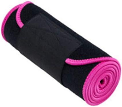 Waist Trimmer Belt Neoprene Exercise Wrap Slim Burn Fat Sweat Weight Loss Shaper