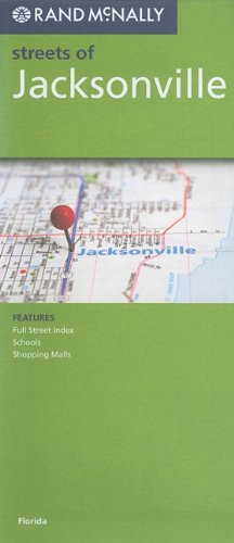 Rand McNally Streets of - Outlets Jacksonville In Florida