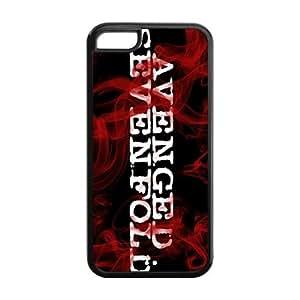 the Case Shop- Customizable Avenged Sevenfold iPhone 5C TPU Rubber Hard Back Case Cover Skin , i5cxq-239