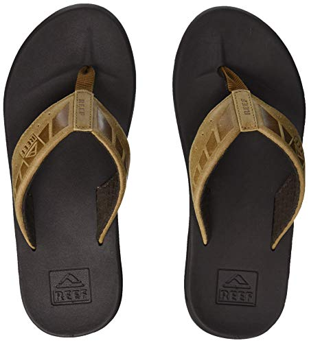 Reef Men's Phantom Le Sandal, Browntan, 14 M Us