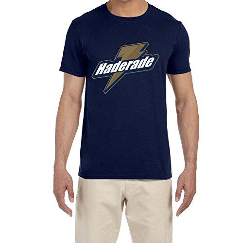 Tobin Clothing Navy Milwaukee Haderade T-Shirt Adult Small