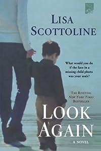 Paperback Look Again: A Novel Book