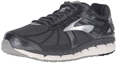 Brooks Men's Beast '16 Anthracite/Black/Silver 13 D US
