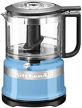 KitchenAid - Mini procesador de alimentos (terciopelo), color azul ...