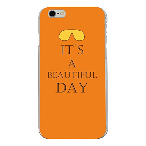 "Disagu Design Case Coque pour Apple iPhone 6 PLUS Housse etui coque pochette ""IT´S A BEAUTIFUL DAY"""