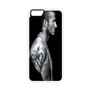 iPhone 6 Plus 5.5 Inch Cell Phone Case White David Beckham FY1500519