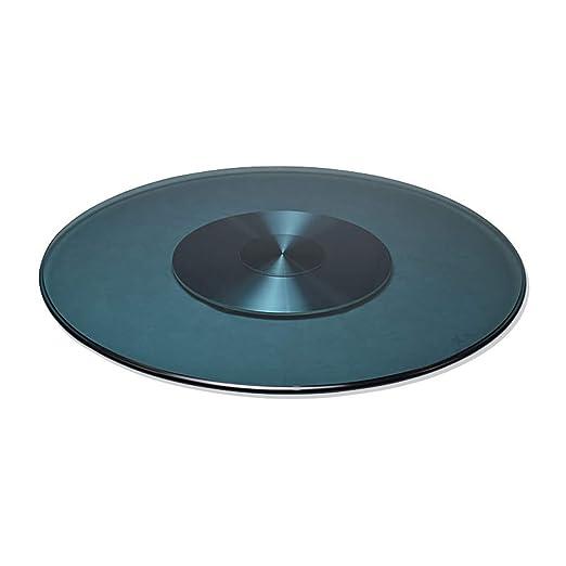 Mesa giratoria de mesa Placa Giratoria De Mesa Vidrio Templado A ...
