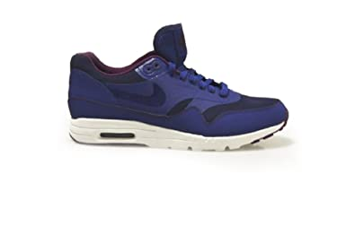 b45802eb Nike Womens Air Max 1 Essentials (Deep Royal Blue/Deep Royal  Mulberry-Somme. Roll over image to ...