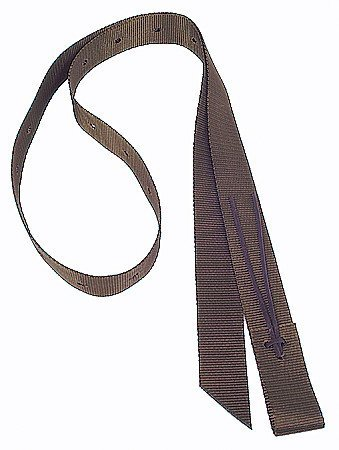 Fabtron Nylon Tie Strap Brown for sale  Delivered anywhere in USA