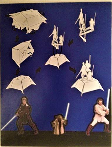 Star Wars 2003 Fan Club Mini Standee