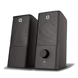 HP Multimedia USB Speakers DHS-2101 (Black)