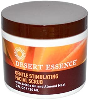 product image for Desert Essence Cream Face Scrub Gntl Stm