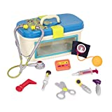 B. toys - B. Dr. Doctor Toy - Deluxe Medical Kit for Toddlers - Pretend Play Set for Kids (10Piece)