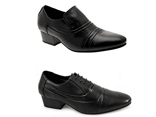 6542 uomo Footwear Mocassini Foster nero Black wXYq8