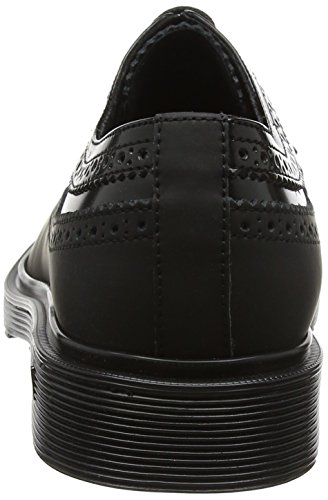 Cult Ozzy Low 414, Scarpe Stringate Basse Oxford Uomo Nero (Black Black)