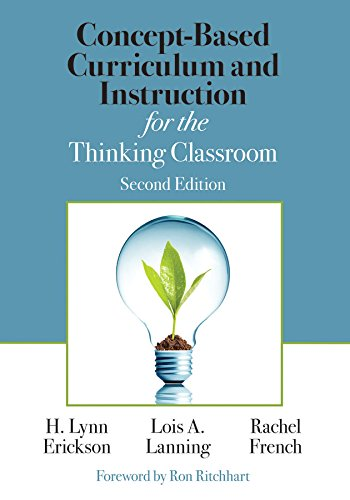 Concept-Based Curriculum and Instruction for the Meditative Classroom (Concept-Based Curriculum and Instruction Series)