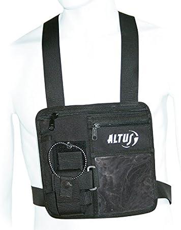 ALTUS 1400007006 - Funda Porta emisora Pister, Unisex, Color Negro ...